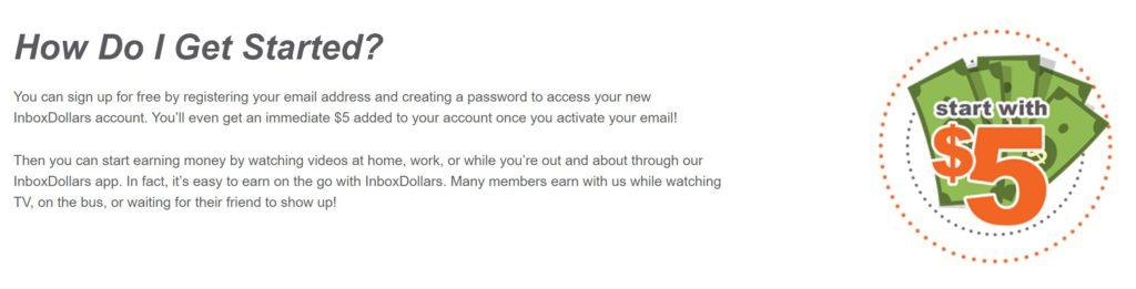 inbox dollars review $5 bonus sign on