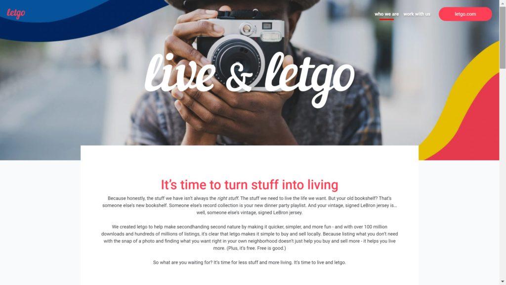 letgo money making apps