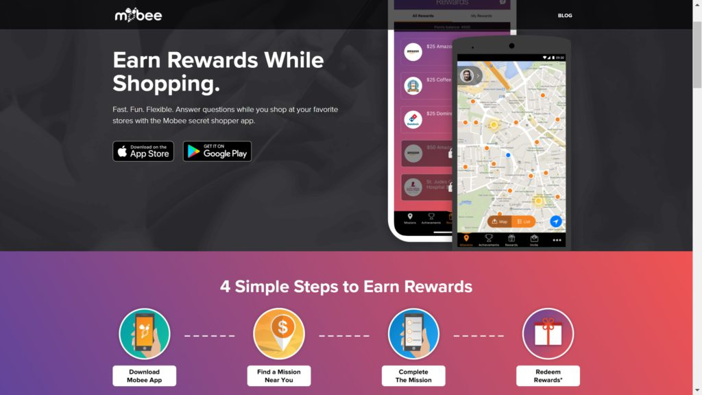 mobee money making apps